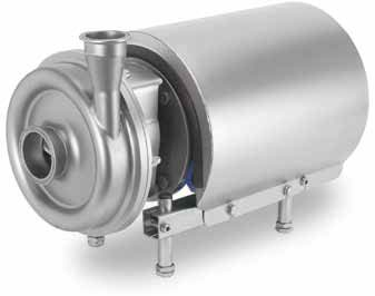 LKH high pressure centrifugal pump image