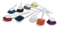 Polypropylene block kitchen brushes image