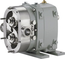 FKL postive displacement pump image