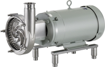 FSI mixing & blending pump image