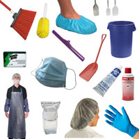 Sanitary Maintenance Supplies image