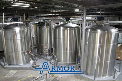 Processing tanks, Armor Industries Ltd. image
